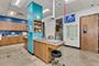Inside Trilogy Vet Office